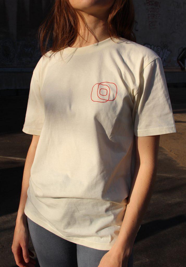 T-Shirt 2019 white  - € 22,-